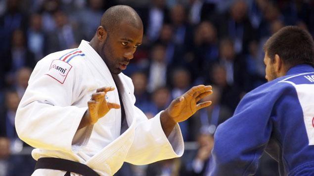 Judo : Teddy Riner, champion du monde puissance sept | France info  http://www.franceinfo.fr/sports/autres-sports/article/judo-teddy-riner-champion-du-monde-pour-la-6e-fois-consecutive-en-100kg-558791