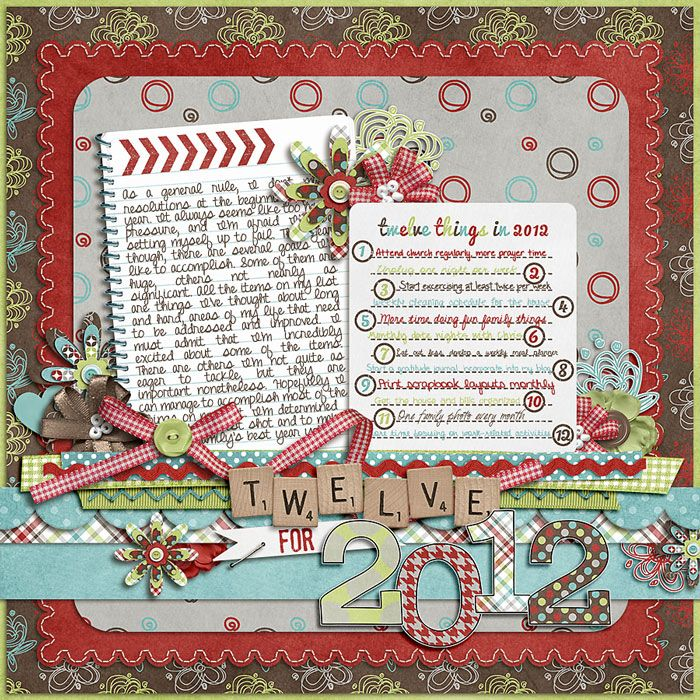 - Twelve for 12 by Meg Mullens  - All fonts by Darcy Baldwin  - Matly in Love by Jady Day Studio