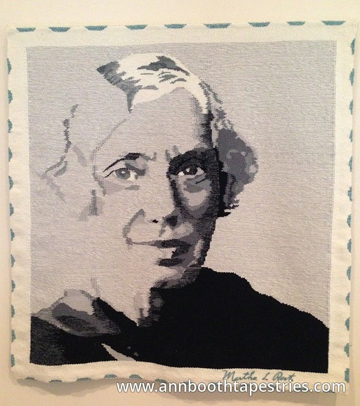 Portrait of Martha Root