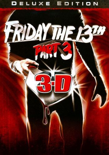 Friday the 13th, Part 3 [DVD] [1982]