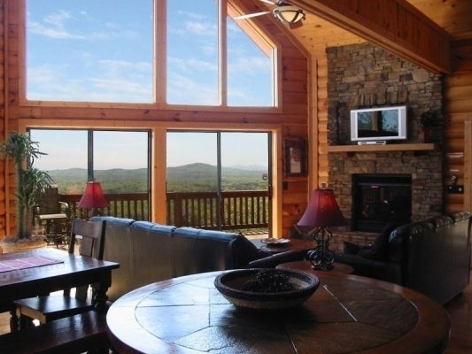 rent georgia north bella pin the vista with incredible ga for mountains cabins couples helen outside ii approximately cabin views luxury rental miles in