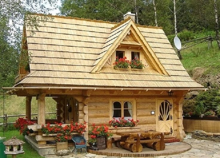 Beautiful Log Cabin Home For Your Garden! More Log Cabin Homes At  Quick Garden