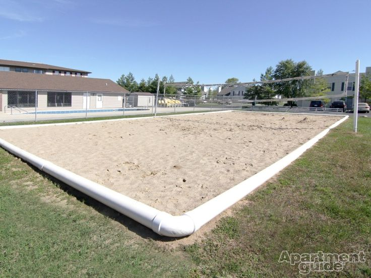 Sand Volleyball Court Property Pictures Pinterest