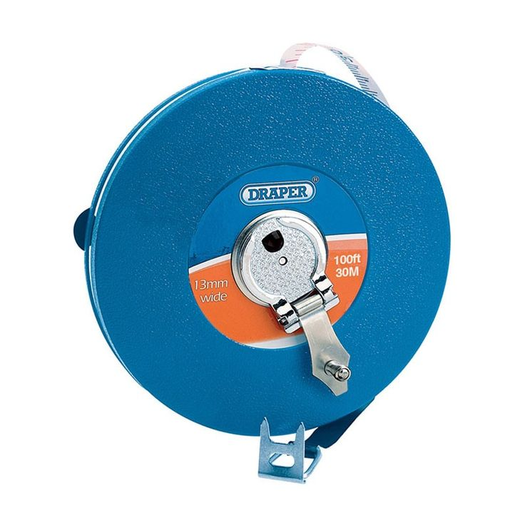Draper 88216 Expert 30M/100FT Fiberglass Measuring Tape