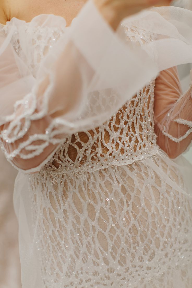 Made Bride by Antonea: Virtue of light collection