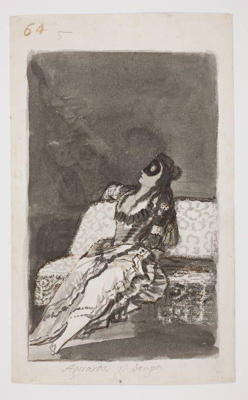 Goya en El Prado: Aguarda que venga