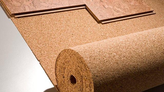 Materiales: Corcho para Terminaciones, Revestimientos y Pisos