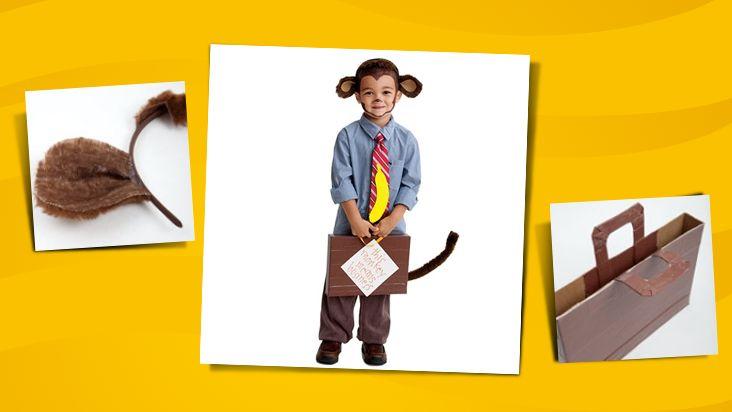 Disfraz de mono ejecutivo | Disney Babble