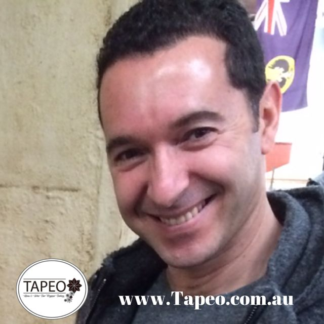 MEET THE TEAM: Meet Michel, director of Tapeo cafe at 82 Redfern St, Redfern NSW. Check us out at http://www.Tapeo.com.au & follow us on FB http://FB.com.tapeo.au #tapeo #tapeocafe #tapeoredfern #redfern #sydneycafe #sydney #cafe #restaurant