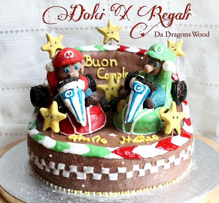 Mario Kart with Luigi  dolci-x-regali-da-dragons-wood.blogspot.it