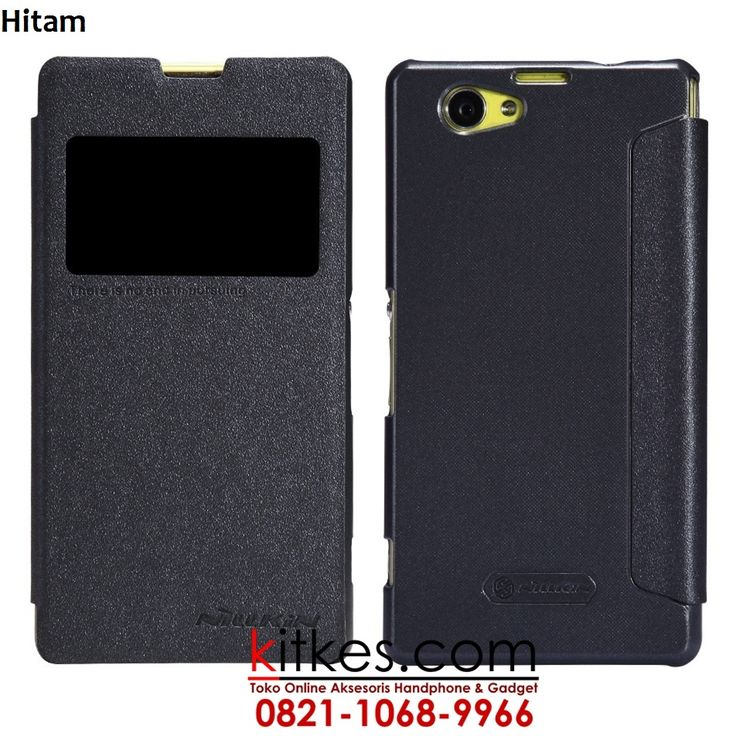Nillkin Sparke Leather Case Sony Xperia Z1 Compact - Rp 135.000
