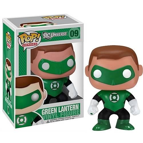 DC Universe Pop! Vinyl Figure Green Lantern - Funko Pop!
