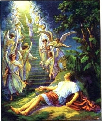 Stairway to Heaven: Jacobs Ladder, Bible Stories, Dreams, Ladders, Bible Pictures, Angels, Jacob'S Ladder