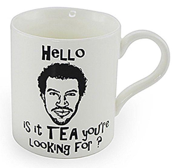 "Novelty / Funny Mugs! ""Lionel Richie"" / ""John Lennon""  &  ""Mr T"" #novelty #mugs #gifts #funny"
