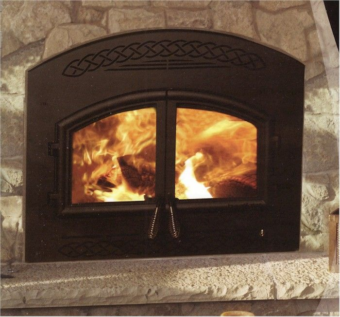 Top Rated Wood Burning Fireplace Inserts Heatilator Silhouette 36 In Model Silh60ev Electric