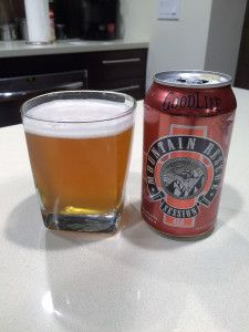 GoodLife Brewing 'Mountain Rescue Session Ale'