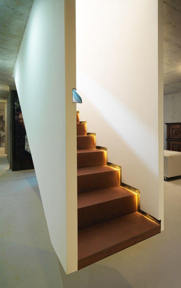 CasaYFLArchitetti 21 best Lighting Stairs u0026
