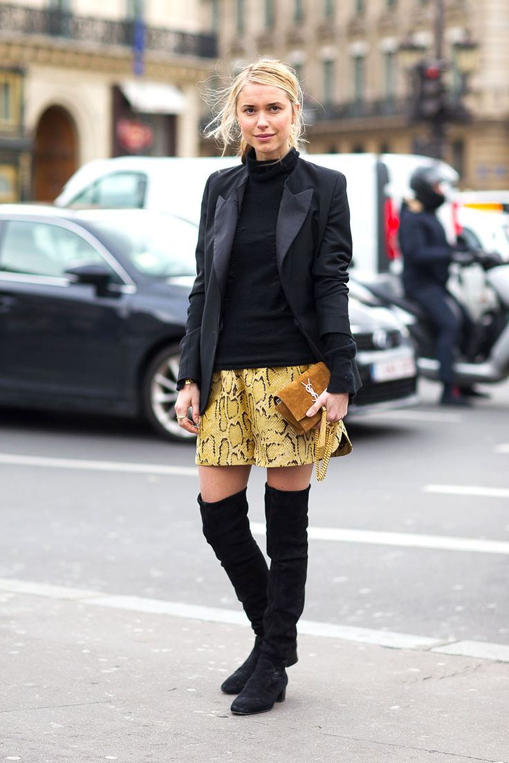 17 Best images about OVER-THE-KNEE BOOTS on Pinterest   High boots ...
