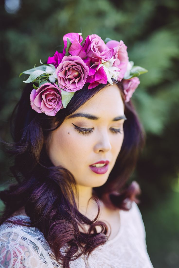 23 best two hearts club wild roses images on pinterest floral wild roses shoot as seen at hello may magazine online two hearts club beauty flower crown weddingflower crownswedding izmirmasajfo