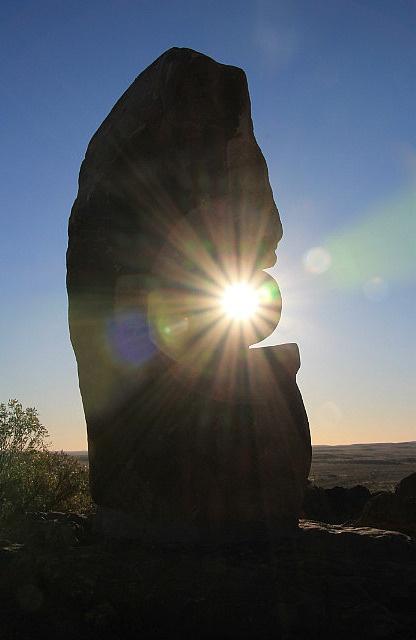 Desert Sculpture Park, Broken Hill, NSW, Australia