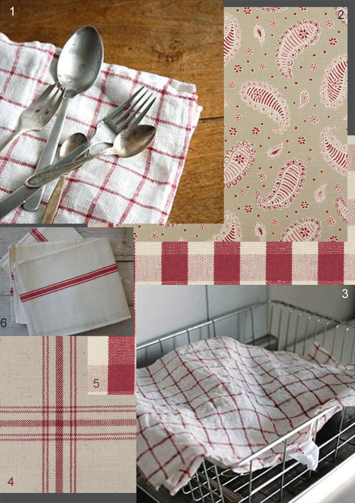 country kitchen linens