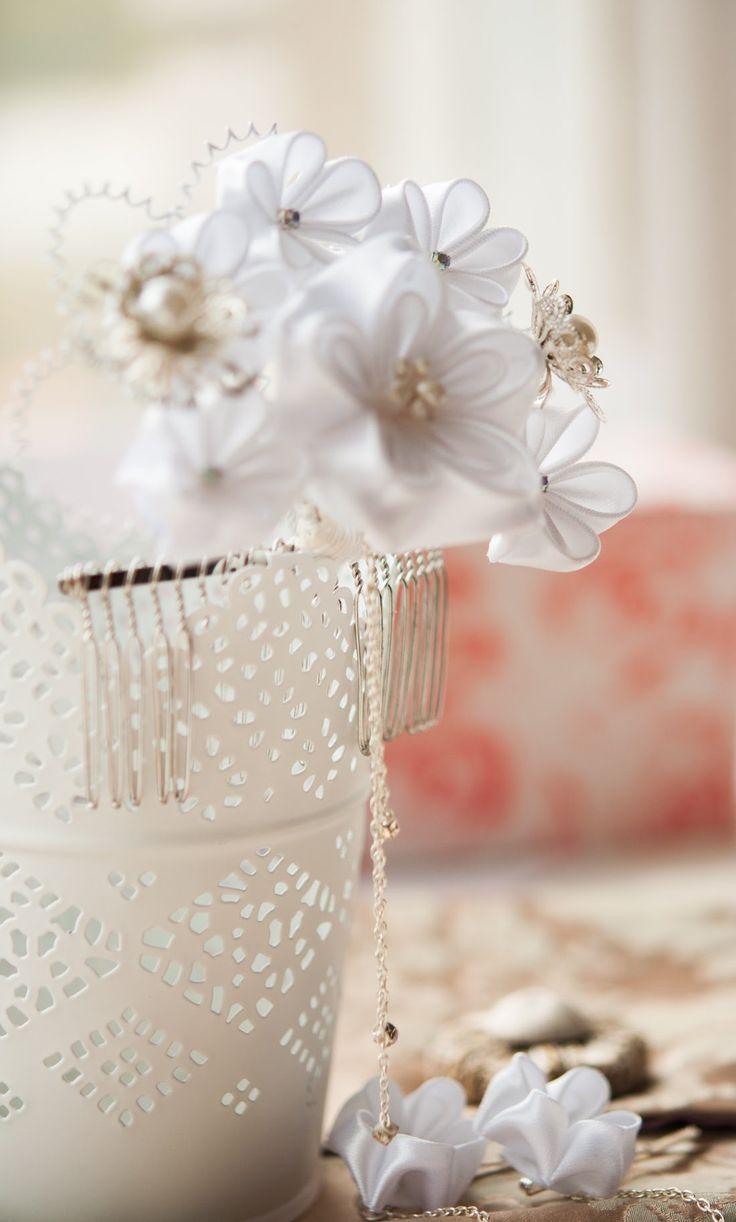 Гребешок для невесты. Презентация мастер-класса