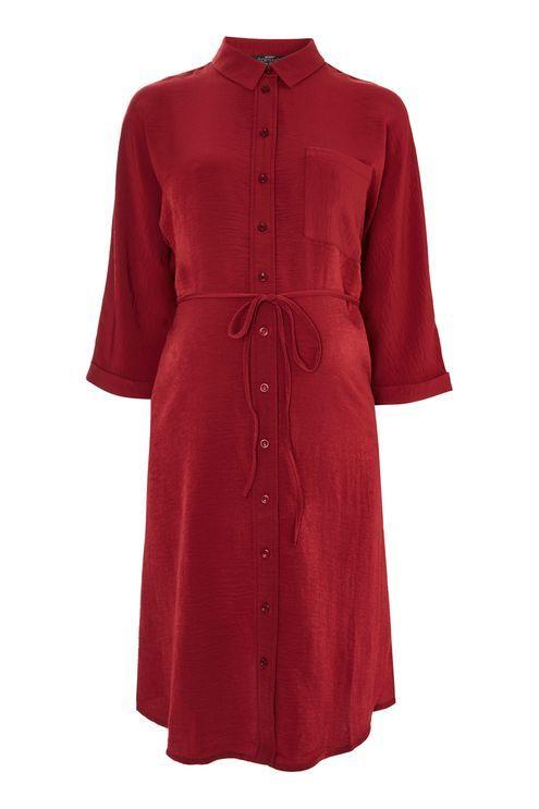 MATERNITY Kady Shirt Dress