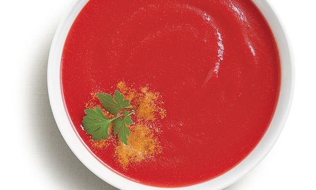 Sopa antioxidante