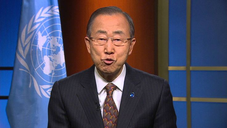 Ban Ki-moon: Message for International Women's Day (8 March 2015) - Make a difference people - listen to this wise man.