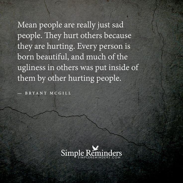 17 Best Mean People Quotes On Pinterest