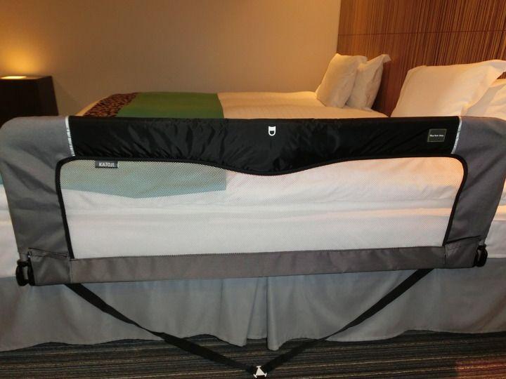 添い寝の赤ちゃん用に!ベッドガード