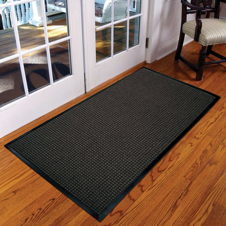 NoTrax Guzzler Indoor Rug - Charcoal - 166S0410CH