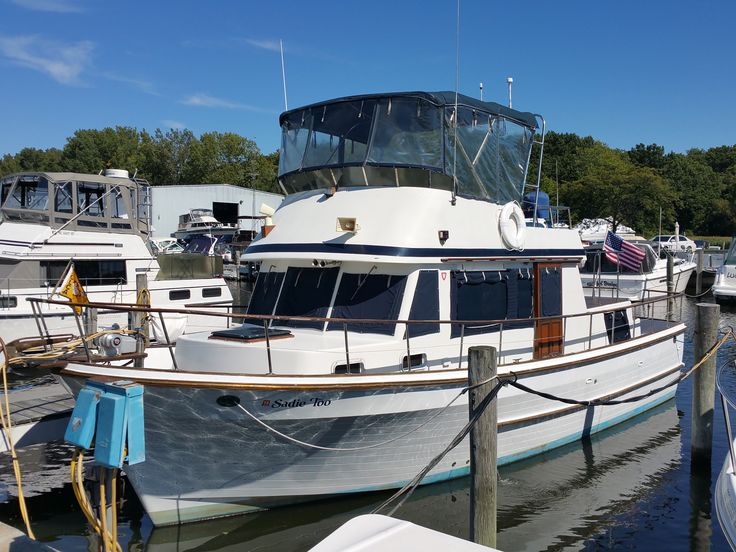 United Ocean 38 trawler for sale. See the full specs, images and movie of this 38 trawler for sale.