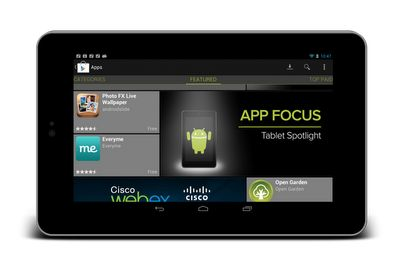 Android Developers Blog: Building Quality Tablet Apps