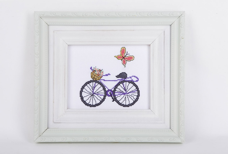 My bicycle by Kyriaki Sidiropoulou