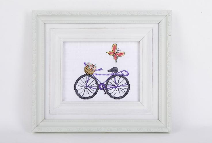 My bicycle by Kyriaki Sidiropoulou