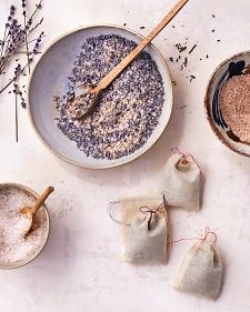 """Lavender """"Tub Tea"""" 