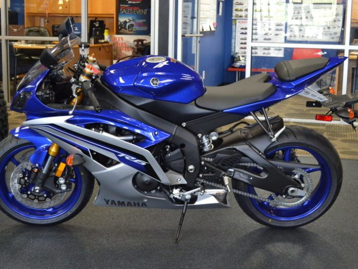 #DailyDeals 2016 #Yamaha YZF-R6 < $11.2K from Freedom Powersports  #Motorcycles #ForSale #Motorcycle