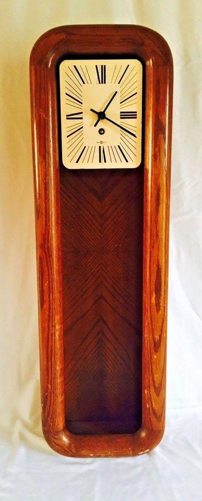 Vintage Howard Miller Wall Clock Model 622237   | eBay