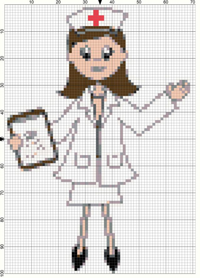 Needlepoint a Keepsake for International Nurses Day: Day 132 of the 365 Needlepoint New Year's Resolutions Challenge