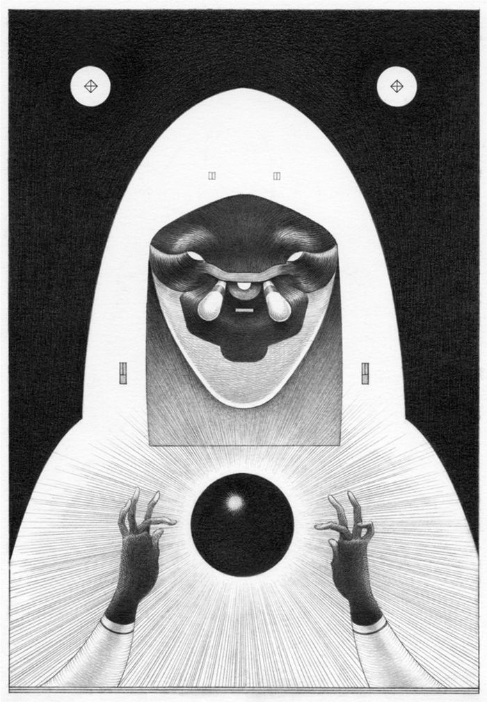 Graphite Illustrations from Raymond Lemstra: raymond-lemstra_06.jpg
