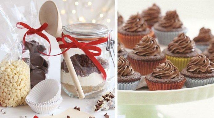 Ricette-in-barattolo-cupcake-ai-tre-cioccolati