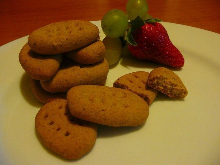 Bzl karamelové sušenky