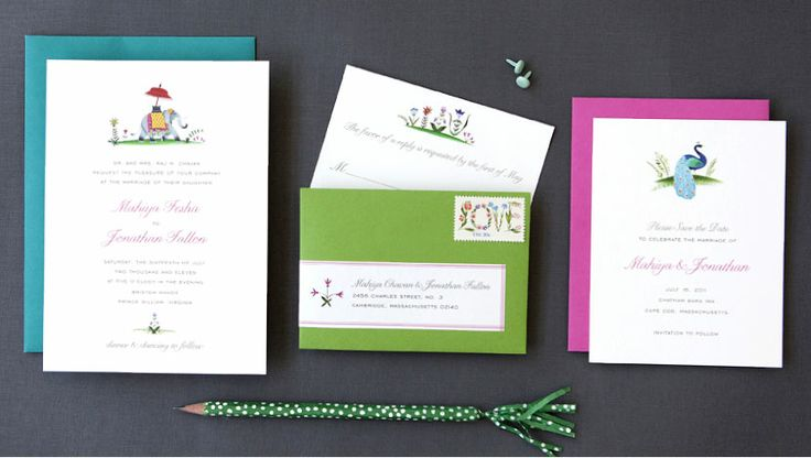 Jaipur Wedding Invitations