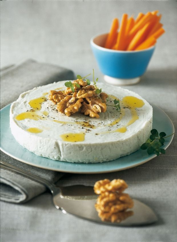 Mousse ai tre #formaggi