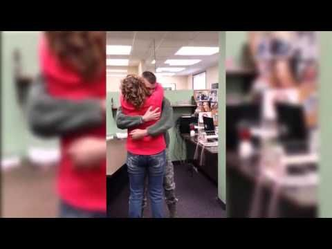 Surprise Military Homecoming   Right In The Feels _FunYourself.mp4 - http://www.militarysurprise.com/surprise-military-homecoming-right-in-the-feels-_funyourself-mp4/