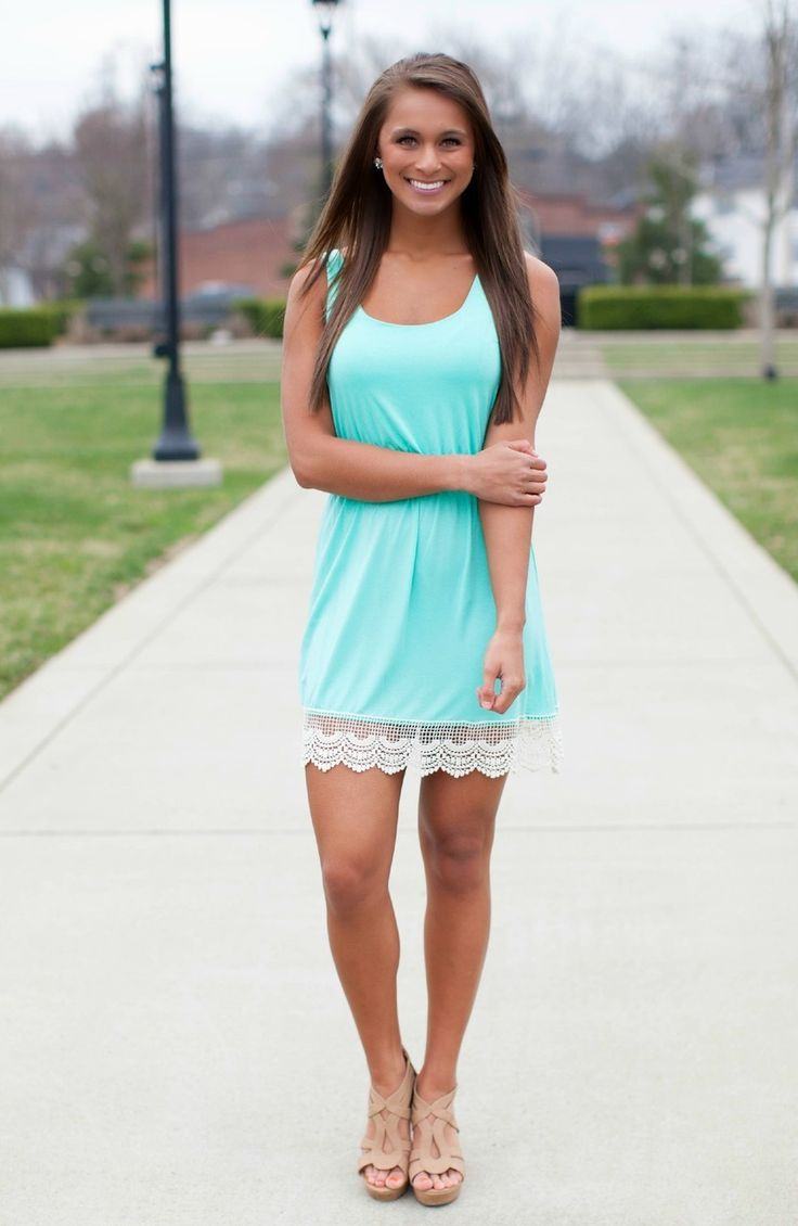 The Pink Lily Boutique - Bound To You Mint Dress, $38.00 (http://thepinklilyboutique.com/bound-to-you-mint-dress/)