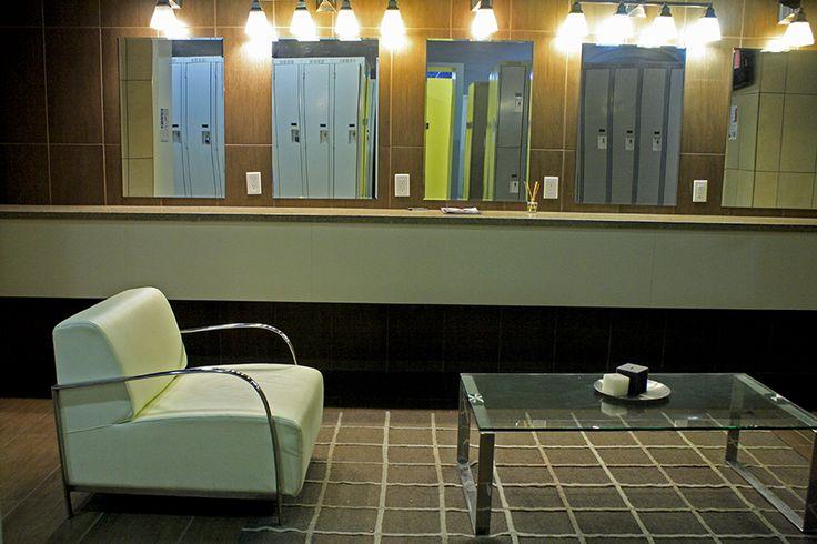 Executive Changerooms