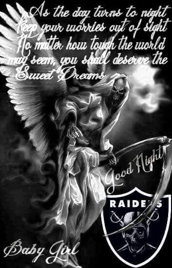 Raider Nation For Life