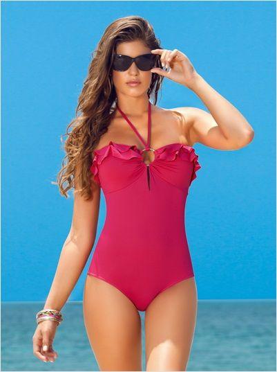 Petticoat Review:  Leonisa Swimwear